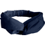 crossed headband navy blue - PPMC
