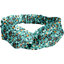 crossed headband jade panther - PPMC