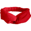 crossed headband  red - PPMC