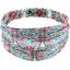 Headscarf headband- Adult size azulejos