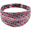 Headscarf headband- Adult size poppy