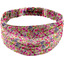 Headscarf headband- Adult size purple meadow - PPMC