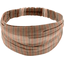 Headscarf headband- Adult size bronze copper stripe  - PPMC