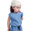 Headscarf headband- Baby size sea side