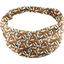 Headscarf headband- Baby size cocoa pods - PPMC