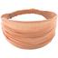 Headscarf headband- Baby size gauze pink - PPMC