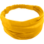 Headscarf headband- Baby size yellow ochre - PPMC