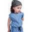 Headscarf headband- Baby size jungle party
