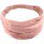Turbantes para bebé mini flor rosa - PPMC