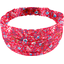 Headscarf headband- child size cherry cornflower - PPMC