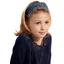Headscarf headband- child size glittering heart