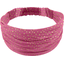 Headscarf headband- child size fuchsia gold star - PPMC