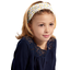 Headscarf headband- child size pastel drops