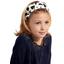 Headscarf headband- child size golden moon