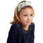 Headscarf headband- child size paradizoo mint