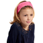 Headscarf headband- child size rose pailleté