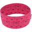 Turbantes elasticos fleur coeur rose - PPMC