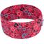 Bandeaux jersey fleuri corail - PPMC