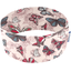 Stretch jersey headband  papillon poudré - PPMC