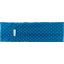 Bandeaux jersey pois bleu canard - PPMC