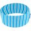 Turbantes elasticos rayé ciel - PPMC