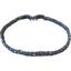 Plait hairband-adult size etoile argent jean - PPMC