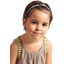 Plait hairband-children size mosaïka