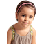 Plait hairband-children size vichy peps