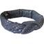 Wire headband retro etoile argent jean - PPMC