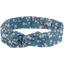 Wire headband retro fleuri nude ardoise - PPMC