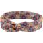 Wire headband retro fleurs de savane - PPMC