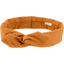 Wire headband retro caramel golden straw - PPMC