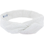 Wire headband retro white sequined - PPMC