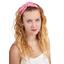 Bandeau vintage  fleurette blush