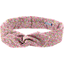 Wire headband retro pink jasmine