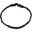 Turbantes trenzados noir pailleté - PPMC