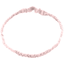 Plait hairband-children size light pink - PPMC