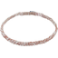Plait hairband-children size copper stripe - PPMC