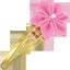 Barrette clic-clac fleur étoile rose - PPMC