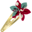 Star flower hairclip ruby cherry tree - PPMC