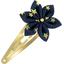 Star flower hairclip etoile marine or - PPMC