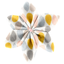 Barrette fleur étoile 4 gouttes pastel - PPMC