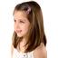 Mini sweet hairslide poppy