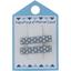 Petite barrette croco cr005 - PPMC