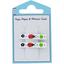 Petite barrette croco cr011 - PPMC