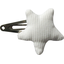 Star hair-clips white - PPMC
