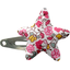 Star hair-clips pink jasmine - PPMC