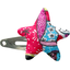 Star hair-clips kokeshis - PPMC