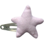 Star hair-clips light pink - PPMC