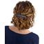 Japan flower hair slide-large size etoile or marine